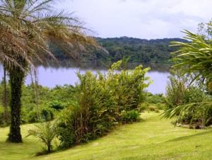 Der Kango-See in Gabun. (Bild: Wikipedia/EVIVI)