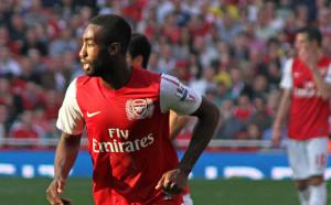 Johan Djourou, hier noch im Arsenal-Dress (Bild: Wikipedia/Ronnie MacDonald).