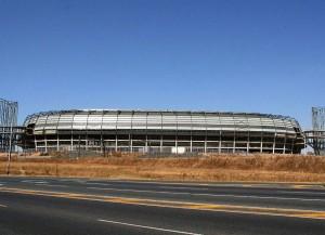Das Orlando-Stadion in Johannesburg, Südafrika (Bild: Wikipedia/Wiki_2010 World Cup - Shine 2010/CC-Lizenz).