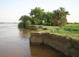 Der Nil in Khartum, Sudan (Bild: Wikipedia/Petr Adam Dohnálek/CC-Lizenz).