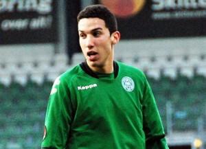 Adda Djeziri ist mit seinem algerischen Team ASO Chlef eine Runde weiter (Bild Wikipedia/Lars Schmidt/CC-Lizenz).