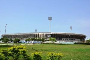Stadion in Ghanas Hauptstadt Accra (Bild: Wikipedia/Ben Sutherland).