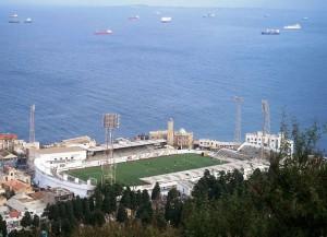 Das Omar Hammadi Stadion (Bild: Wikipedia/msmornington/CC-Lizenz).