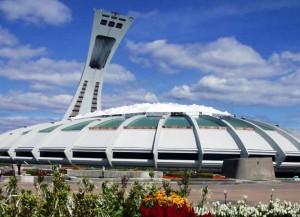 Das Olympia-Stadion in Montreal (Bild: Wikipedia/Tolivero).