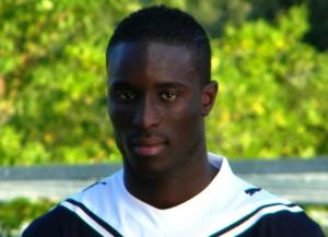 Ludovic Sané, Verteidiger bei Bordeaux und Nationalspieler in Senegal (Bild: Wikipedia/Fcgb260).