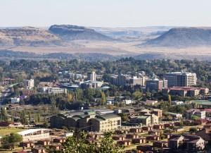 In Maseru, Lesotho trägt die Nationalmannschaft ihre Spiele aus (Bild: Wikipedia/OER Africa).
