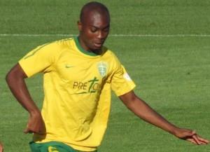 Serge Akakpo trifft früh zum 1:0 (Bild: Wikipedia/IQual).