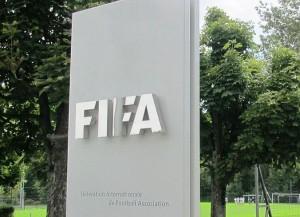Impression am FIFA-Hauptsitz (Bild: Wikipedia/Juerg Hug).