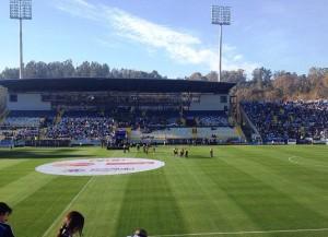 Im Estadio Saualito ging das Endspiel über die Bühne (Bild: Wikipedia/Ulof2).