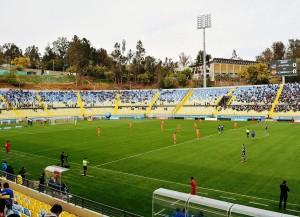 Im Estadio Sausalito geht das WM-Finale über die Bühne (Bild: Wikipedia/Carlos yo).