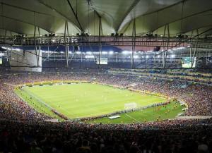 Das Maracana Stadion (Bild: Wikipedia/Leandro Neumann Ciuffo).