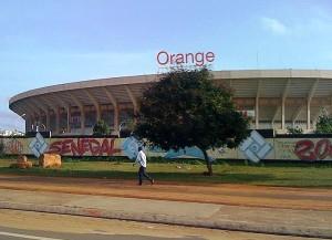 Das Stade Léopold Sédar Sengho in Dakar, Senegal (Bild: Wikipedia/Benoît Prieur).