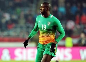 Yaya Toure ist Nationalspieler der Elfenbeinküste (Bild: Wikipedia/Ailura).