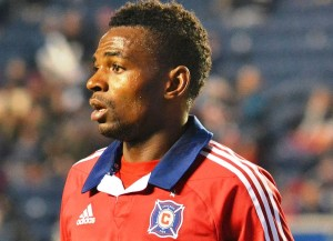 Der Kameruner Yazid Atouba (Bild: Ryan Byrne/Wikipedia/CC BY 2.0).