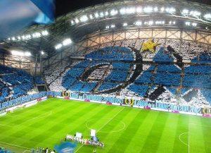 Das Stade Vélodrome in Marseille (Bild: Wikipedia/Hombrey).