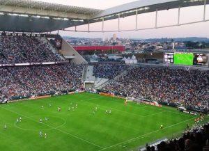 Stadion in Sao Paolo (Bild: Wikipedia/Anderson Bueno Pereira).