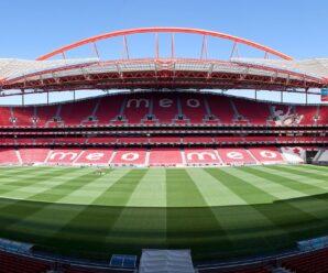 Stadion von Befnfica Lissabon (Bild: Wikipedia/Massimo Catarinella).